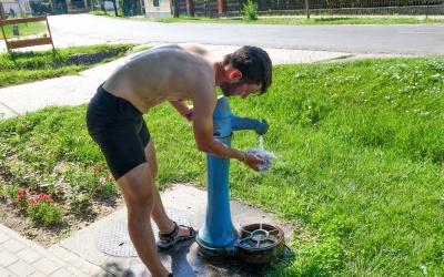 Ungarn, das Land der Wasserspender