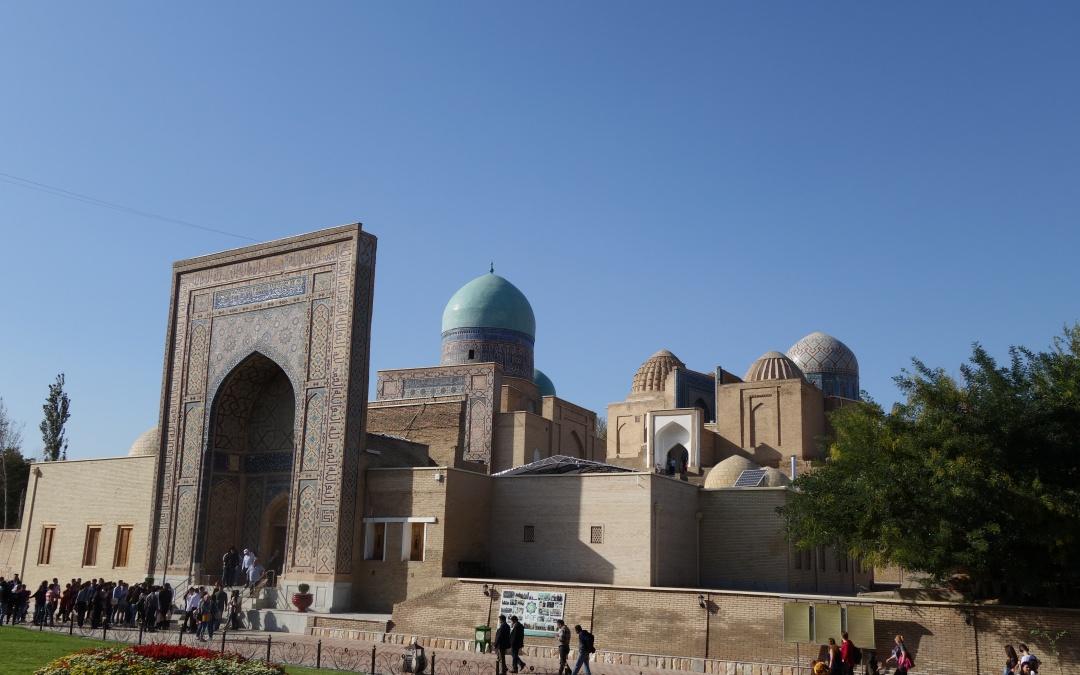 Usbekistan ist eine Reise wert!
