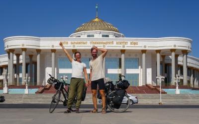 Turkmenistan – ein abgeschottetes Land
