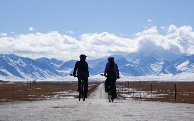 Kyrgyzstan, oder: Wie uns plötzlich ganz kalt wurde
