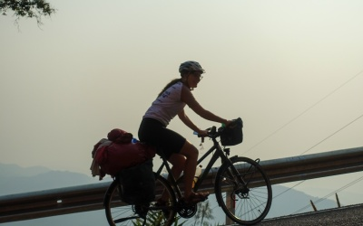 Berge, Schweiß und Freundlichkeit – Laos